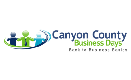 Logo Design: Canyon County Business Days