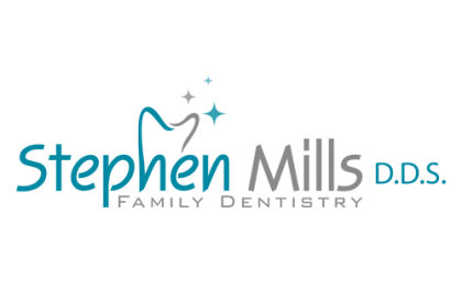 Logo Design: Stephen Mills Family Dentistry