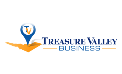 Logo Design: Treasure Valley Business