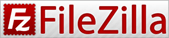 Click this logo to download FileZilla now
