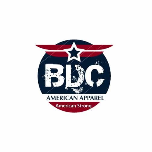 Logo design bdc american apparel oasis interactive for Hats and shirts with company logo