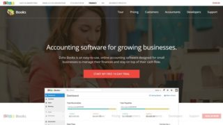 Best accounting software for web design business