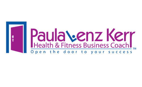 Logo Design: Paula Lenz Kerr Health & Fitness Business Coach