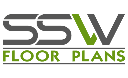 Logo Design: SSW Floor Plans