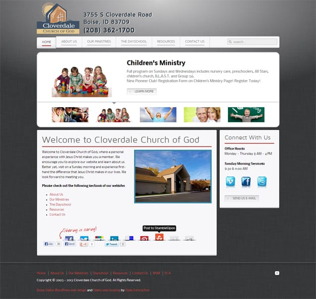Church of god in christ dating site